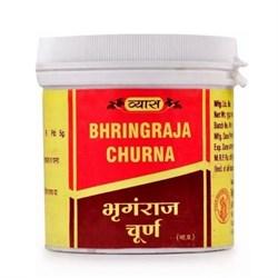 Bhringraja Churna (Брингарадж чурна) - общеукрепляющее и омолаживающее средство - фото 10394