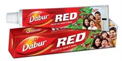 Индийская зубная паста Dabur Red - фото 10420