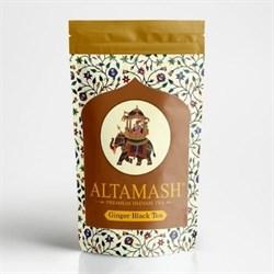 Ginger Black Tea (Чай Чёрный с Имбирём), 200 г. - фото 10446