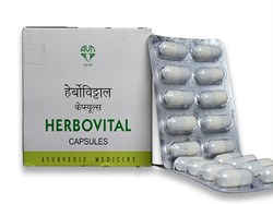 Herbovital (Хербовитал) - придает энергию и выносливость мужчине - фото 10489