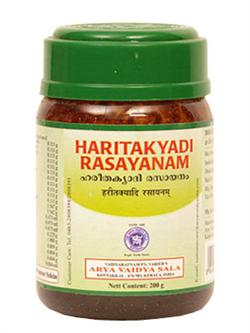 Haritakyadi Rasayanam (Харитакьяди Расаянам) - многофункциональный тоник, 200 г. - фото 10507