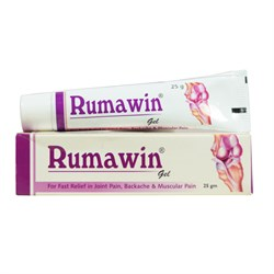 Rumawin Gel (Румавин Гель) - от боли в мышцах и суставах, 25 г. - фото 10510