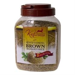 Рис Brown Basmati (Басмати Бурый), 1 кг - фото 10540