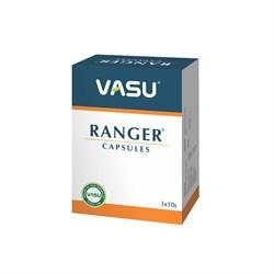 Ranger (Ренджер) - поможет при общей слабости и стрессе, 30 кап. - фото 10587