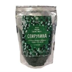 Спирулина таблетки (400таб.) - выгодная семейная упаковка - фото 10589
