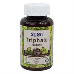 Triphala (Трифала), 60 таб. по 650 мг. - очищение организма от ядов и токсинов - фото 10597