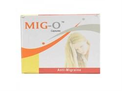 Mig-O (Миг-О)- лечит мигрень и головную боль, 10 кап. - фото 10612
