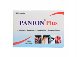 Panion Plus (Панион Плюс) - предотвращает разрушение суставов, 10 кап. - фото 10614