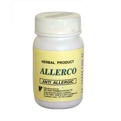Allerco (Аллерко) -помощь при аллергии, 100 таб. - фото 10615