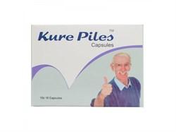 Kure Piles (Кюр Пайлс) - быстрая помощь при геморрое, 10 кап. - фото 10616