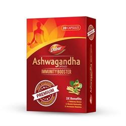 Ashwagandha Immunity booster (Ашвагандха Усилитель Иммунитета), 20 кап. - фото 10664