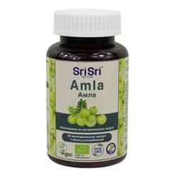 Amla Capsules (Амла) - богатый природный источник витамина С, 60 вегетарианских капсул по 500 мг. - фото 10671