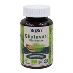 Satavari Capsules (Шатавари), 60 вегетарианских капсул по 400 мг. - фото 10731