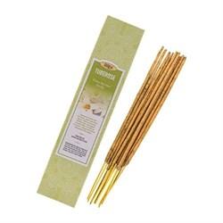 Tuberose Flora Incense Sticks (Ароматические палочки Тубероза), 10 шт. - фото 10733