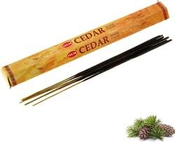 Благовония Cedar (Кедр), 20 шт - фото 10758
