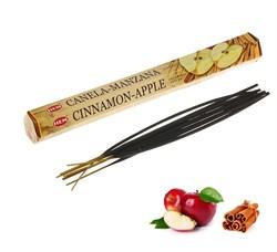 Благовония Cinnamon-Apple (Корица-Яблоко), 20 шт. - фото 10765