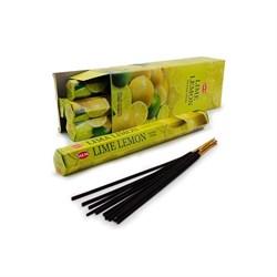 Благовония Lemon (Лимон), 20 шт. - фото 10775