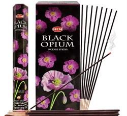 Благовония Black Opium (Чёрный Опиум), 20 шт. - фото 10796