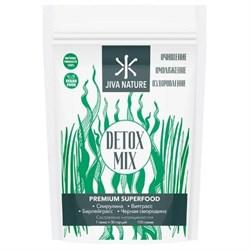 Detox Mix Premium Superfood (Микс Суперфудов «Умный Детокс» Джива Нэйча) - выводит шлаки и токсины - фото 10808