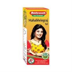 Масло для волос Mahabhringraj Tel (Махабрингарадж Тел) - залог крепких, здоровых волос  - фото 10830