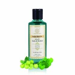 Herbal Hair Oil Amla & Brahmi (Масло для волос Амла и Брами) - фото 10877