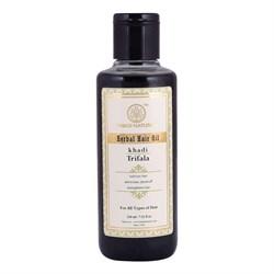 Herbal Hair Oil Trifala (Масло для волос Трифала) - фото 10879