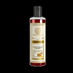 (Face wash Sandalwood & Honey (Средство для умывания Сандаловое дерево и Мёд) - фото 10884