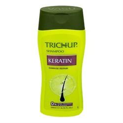 Шампунь Keratin (с кератином) - интенсивное очищение и восстановление поврежденных волос - фото 10906