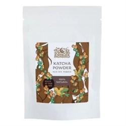 Katha Powder (Акация Катеху порошок) - cмягчит красноватые тона хны, 50 г - фото 10928