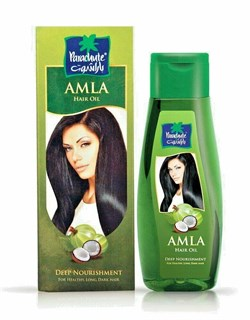 Amla Hair oil Parachute (Масло Амлы для волос), 200 мл. - фото 10963