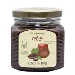 Урбеч из какао и меда, 230 г. - фото 10982