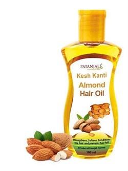 Миндальное масло для волос Kesh Kanti (Кеш Канти) - для восстановления сухихи тонкихволос - фото 11078