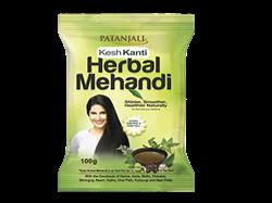 Хна для волос Herbal Mehndi Kesh Kanti (Хербал Мехнди), 100 г. - фото 11088