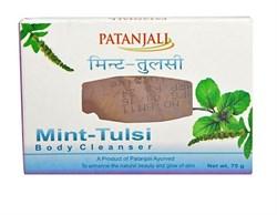 Мыло Mint Tulsi (Мята и Базилик), 75 г. - фото 11096