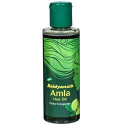 Amla Hair Oil (Масло для волос Амла) - делает волосы густыми, длинными и блестящими, 100 мл. - фото 11104