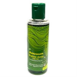 Brahmi Amla Hair Oil (Масло для волос Брами и Амла), 100 мл. - фото 11111