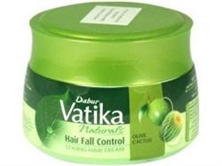 Крем для волос Dabur Vatika Hair Fall Control (контроль выпадения волос) - фото 4070