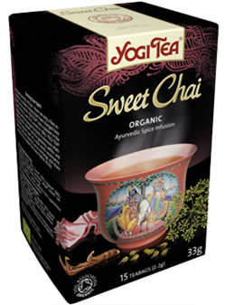 Yogi Tea «Sweet Chai» - фото 4296