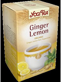 Yogi Tea «Ginger Lemon»  - фото 4301