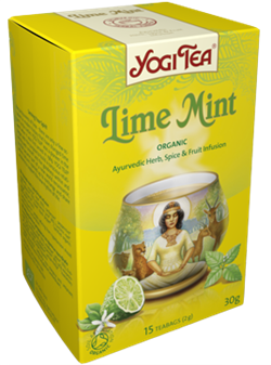 Yogi Tea «Lime Mint»  - фото 4302
