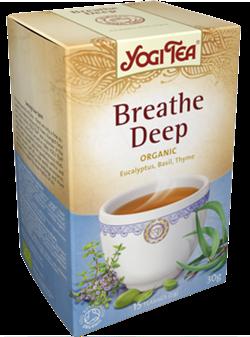 Yogi Tea «Breathe Deep»  - фото 4304