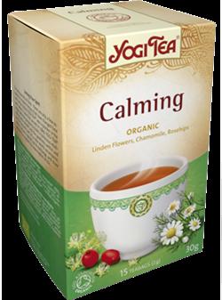 Yogi Tea «Calming» (Успокаивающий) - фото 4306