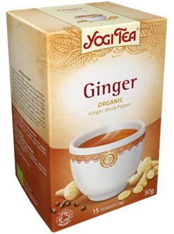 Yogi Tea «Ginger» (Имбирь) - фото 4311