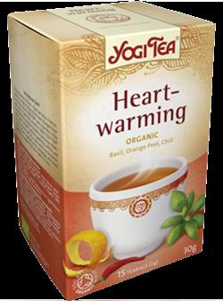 Yogi Tea «Heart-warming» (Радость жизни) - фото 4314