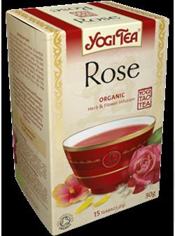 Yogi Tea «Rose»  - фото 4332
