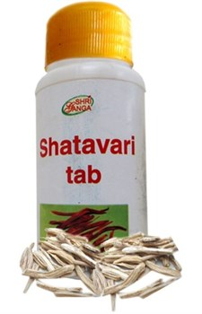 Shatavari (ШАТАВАРИ таблетки) - фото 5588