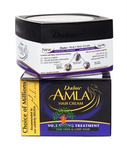 Крем для волос для придания объема DABUR AMLA - фото 5649