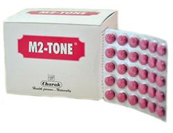 M2-TONE (М2-ТОН, 30 таб.) - естественная нормализация цикла и омоложение - фото 6298