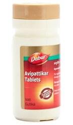 Avipattikar (Авипаттикар таблетки) - омолаживающий тоник, снижающий кислотность - фото 6375