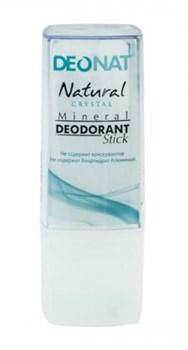 Натуральный минеральный дезодорант DEONAT, 40 гр - фото 6393